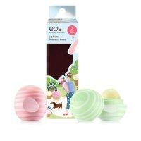 eos 护唇膏2个装