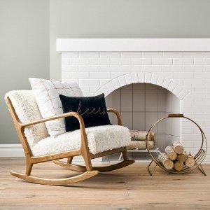 Fireplace Log Holder - Gold - Project 62™ : Target