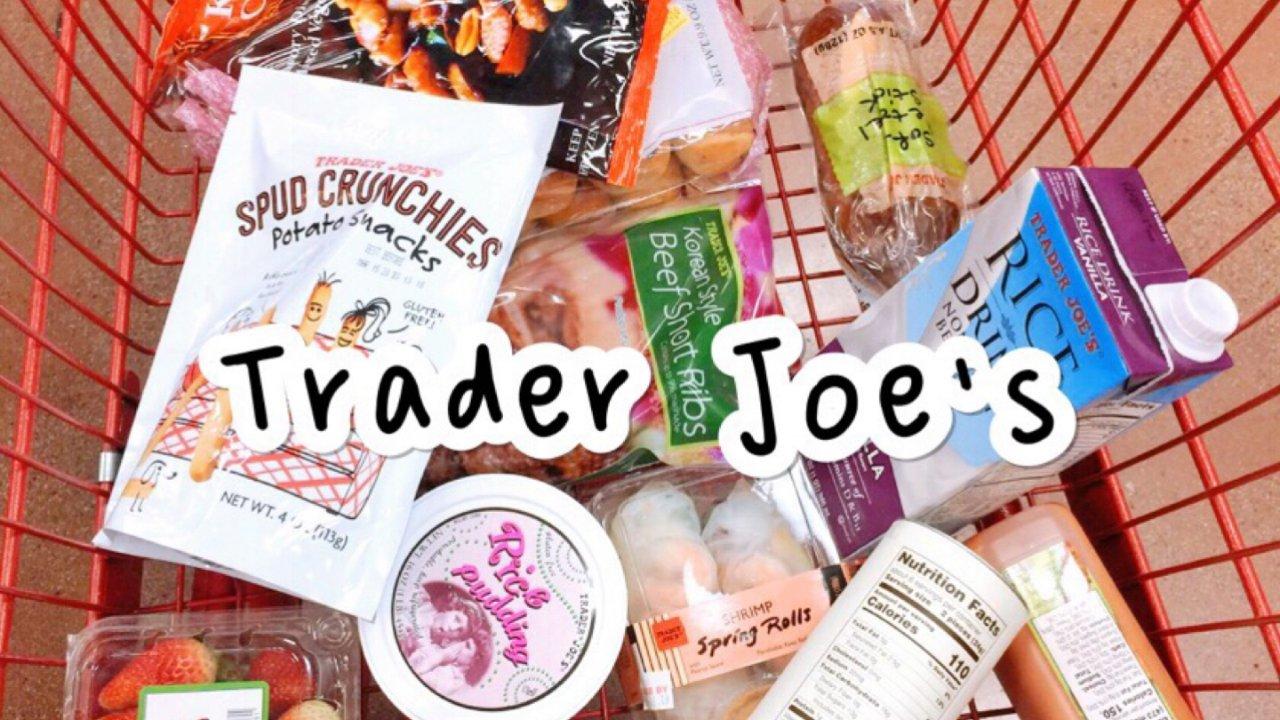 拔草缺德舅Trader Joe's超市好物测评分享(二)