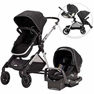 Amazon.com : Baby Jogger City Select LUX Stroller, Granite : Gateway