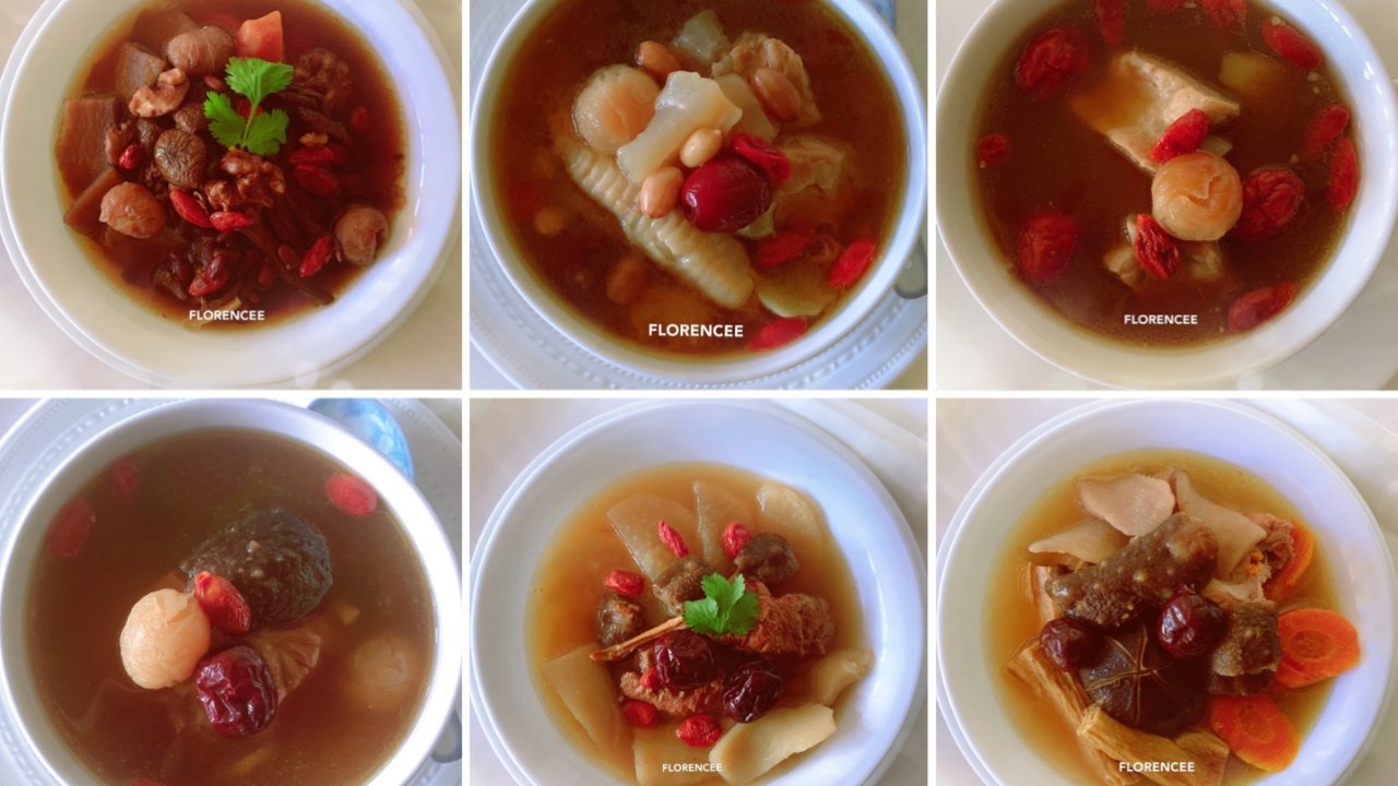 Instant Pot 养生汤品合集,16款好汤每天一款不重样哦!