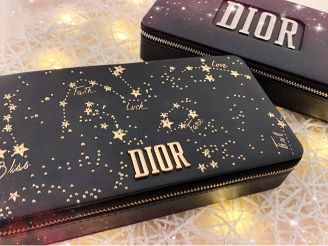 那些年我们买过的Dior口红小盒子...