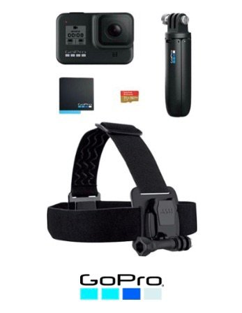 HERO8 Black 运动相机套装
