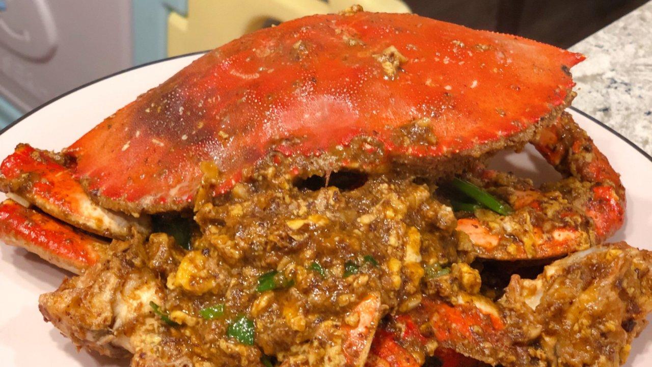 食谱:马来西亚中餐