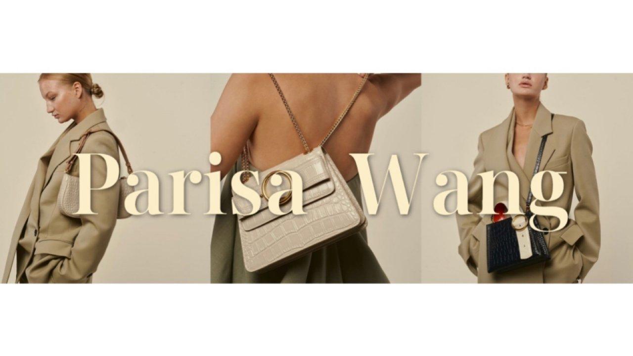 Parisa Wang-带给你包包的无限可能