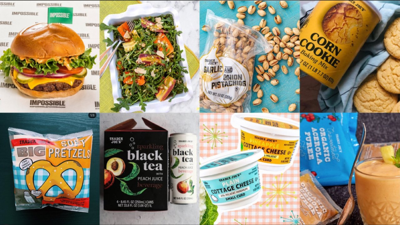 新鲜出炉♨️缺德舅8月草单   28种健康美味新品,快瞅瞅有没有你的爱?