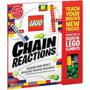 Klutz LEGO 乐高搭建玩具指南 配件组合