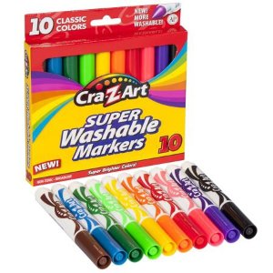 As Low As $0.25Walmart Cra-Z-Art 24 Count School Quality Crayons