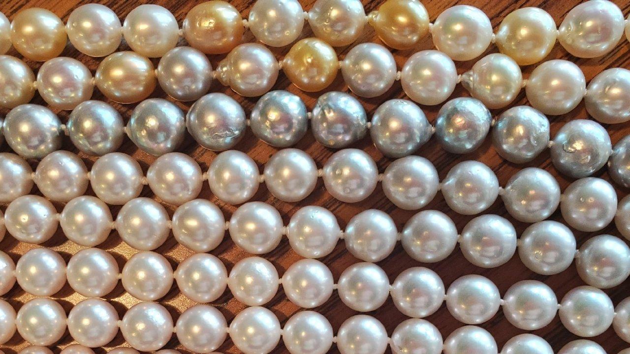 一入珠门深似海|关于珍珠设计
