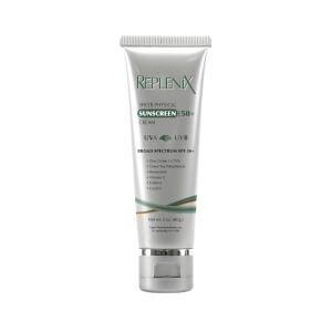 Replenix Sheer Physical Sunscreen Cream SPF 50 | Health & Beauty | Buy Online At SkinCareRX
