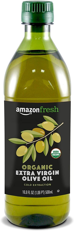 AmazonFresh Organic 特级初榨橄榄油 500 ml