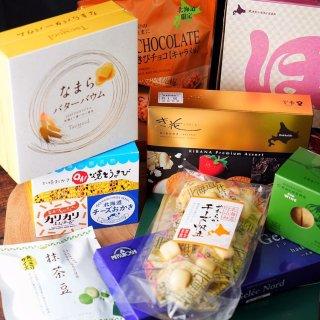 北海道零食测评‼️日本零食的上限究竟在何处⁉️