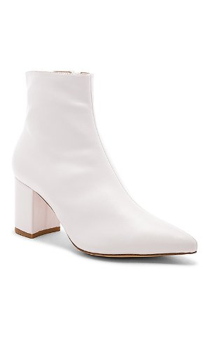 RAYE As If Bootie in White | REVOLVE