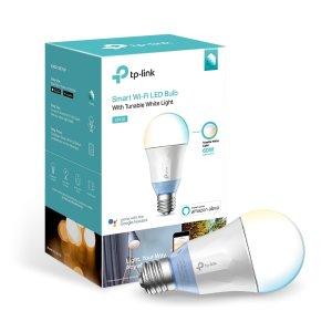 $29.99TP-Link LB120 Kasa Smart Wi-Fi LED Light Bulb 2-Pack