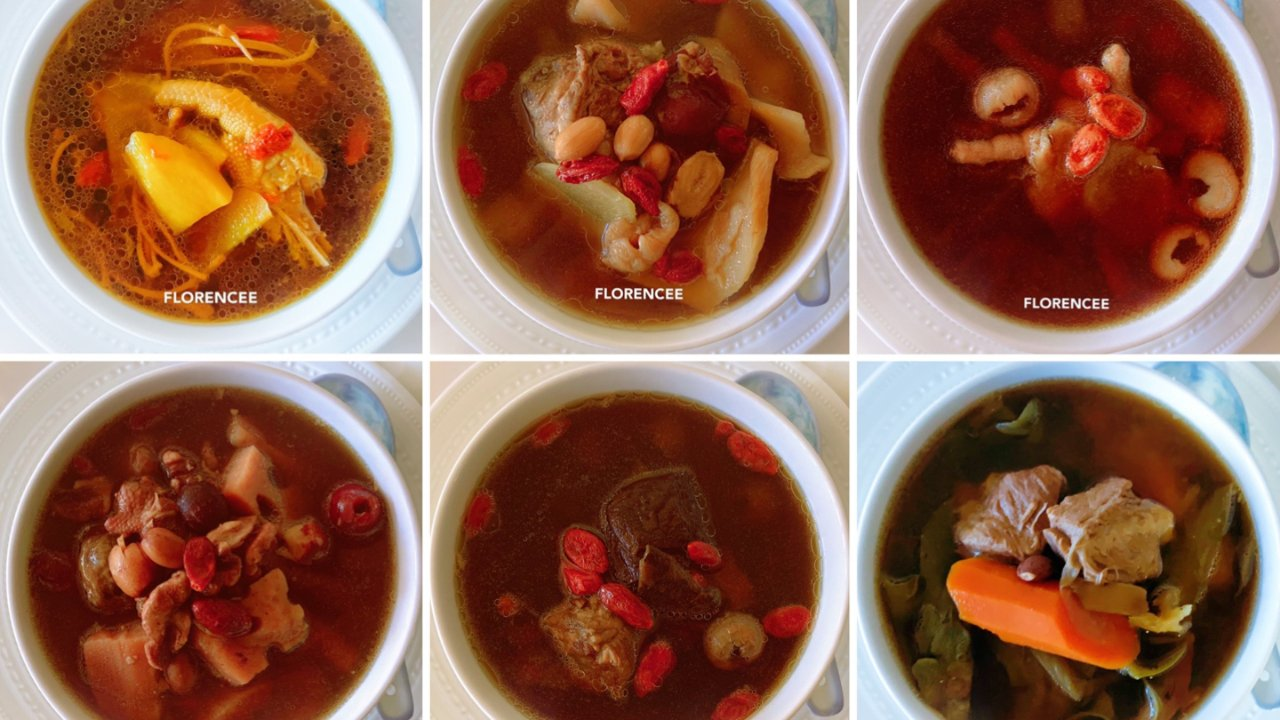 Instant Pot 养生汤品合集,这个秋冬季进补就靠这9款汤品了!