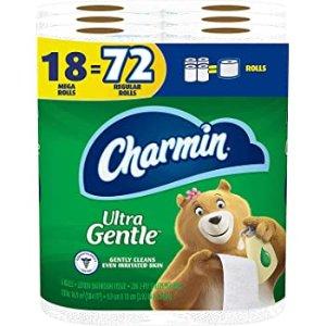 补货:Charmin 小熊超温和配方卫生纸 18大卷 相当于普通72卷