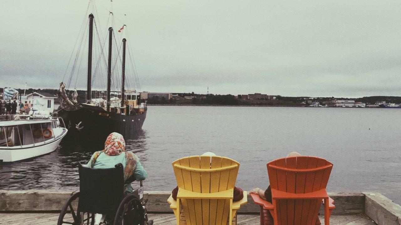 加拿大东边的港口小城-Halifax