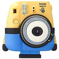 Fujifilm Minion 超萌小黄人拍立得相机