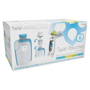Kiinde Twist 80ct Milk Storage Pouch : Target