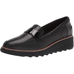 Clarks 女士乐福鞋热卖 舒适又百搭