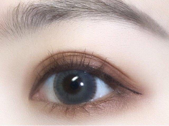 新手眼妆教程️⛄️手把手教你画显...
