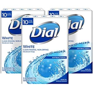 Dial 抗菌除臭香皂 4盎司 (8块)