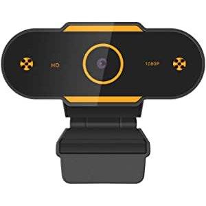 $5.99 白菜价包邮OVEHEL FHD 1080p 高清网络摄像头, 内置麦克风+自动对焦