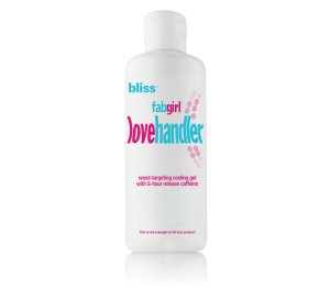 fabgirl love handler waist-targeting cooling gel | bliss Products