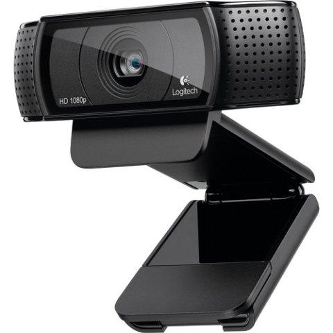 $77.99Logitech C920 HD Pro Webcam