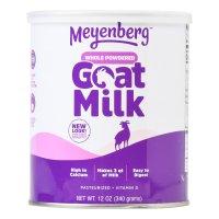 Meyenberg 全脂100%纯山羊奶粉(含维他命D) 12盎司