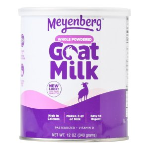 $8.76Meyenberg Whole Powdered Goat Milk Vitamin D, 12 oz