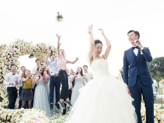 如何用两周时间办好一场婚礼