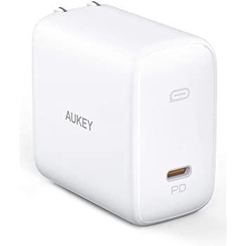 Aukey PA-B5 100W PD Type-C GaN 充电头