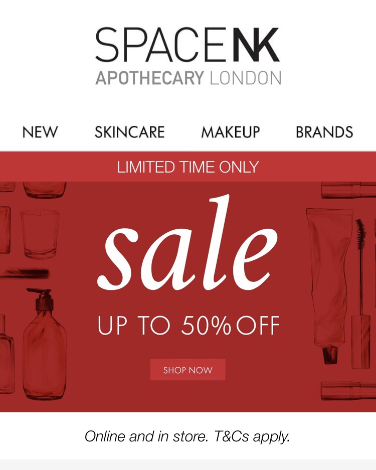 Space NK | Luxury Beauty Products | Skincare | Makeup spacenk 英国站online sale