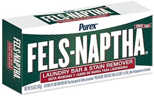 Purex Fels-Naptha 5.5-oz. 洗衣去污皂