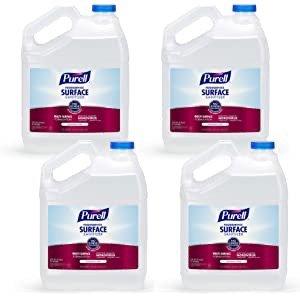 purell消毒喷雾补充剂 128oz 4桶装