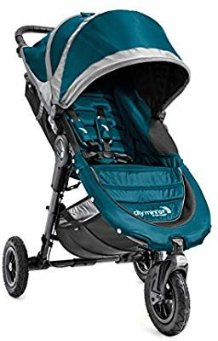 Amazon.com : Baby Jogger City Mini GT Stroller - 2016 | Baby Stroller with All-Terrain Tires | Quick Fold Lightweight Stroller, Black : Baby