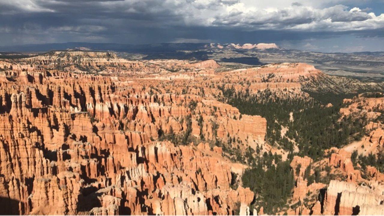 9月国家公园游之Bryce Canyon National Park