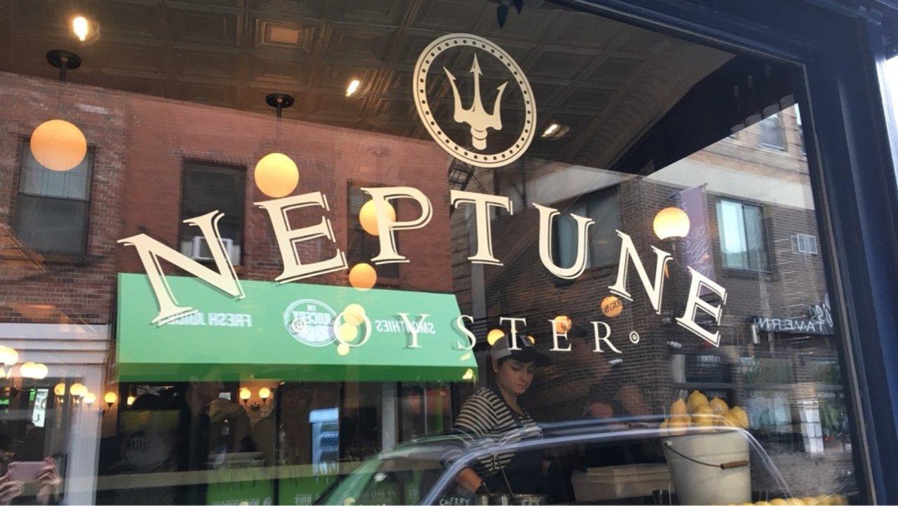 波士顿必吃美食餐厅 | 海神 Neptune Oyster(位于小意大利区)