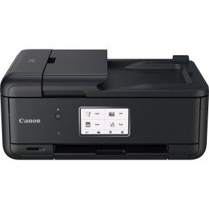 $99.99Canon PIXMA TR8520 无线多合一彩色喷墨打印机