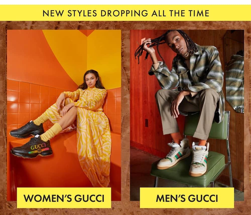 DSW Gucci 半价特卖
