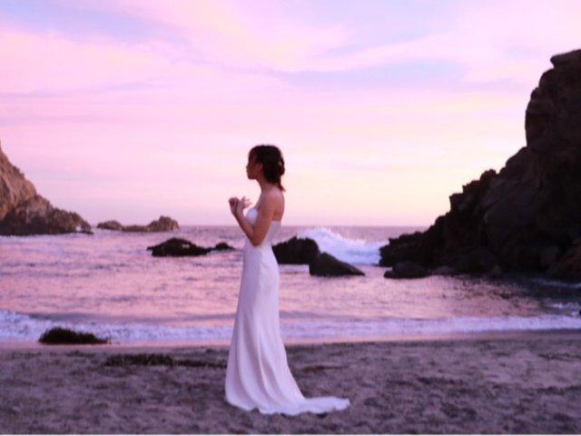 美国加州婚纱照旅拍 | 加州一号公...