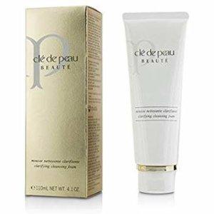 Amazon.com : Cle De Peau Beaute Gentle Cleansing Foam 4.2oz./110ml : Facial Cleansing Products : Beauty