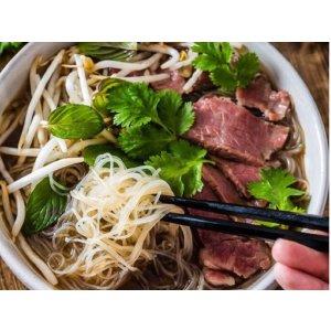 冬天燉一锅牛尾骨汤,做一碗越南牛肉Pho来温暖你的胃吧!附详细教程-北美省钱快报攻略
