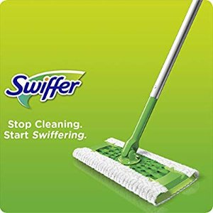 Amazon.com: Swiffer Sweeper Dry and Wet Floor Mopping and Cleaning Starter Kit: Gateway