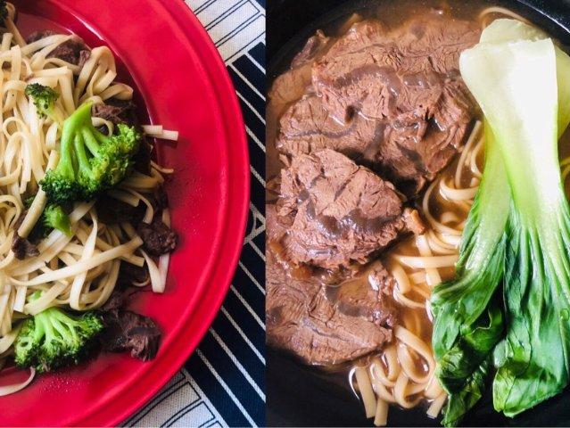 酱牛肉搭配 5分钟美味午餐