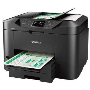 $99.99 半价包邮Canon MAXIFY MB2720 无线一体式打印机