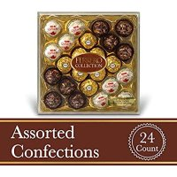 Ferrero Rocher 榛仁巧克力球 混合口味装 24颗
