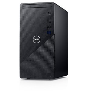 Dell Inspiron 3880 Desktop (i5-10400, 8GB, 128GB+1TB)