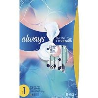 Always Infinity 液体卫生巾 日用普通量型 108片
